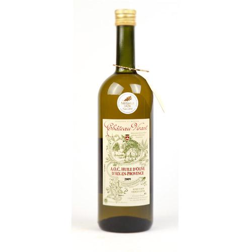 Provence AOP -oliiviöljy, Chateau Virant, 1 l