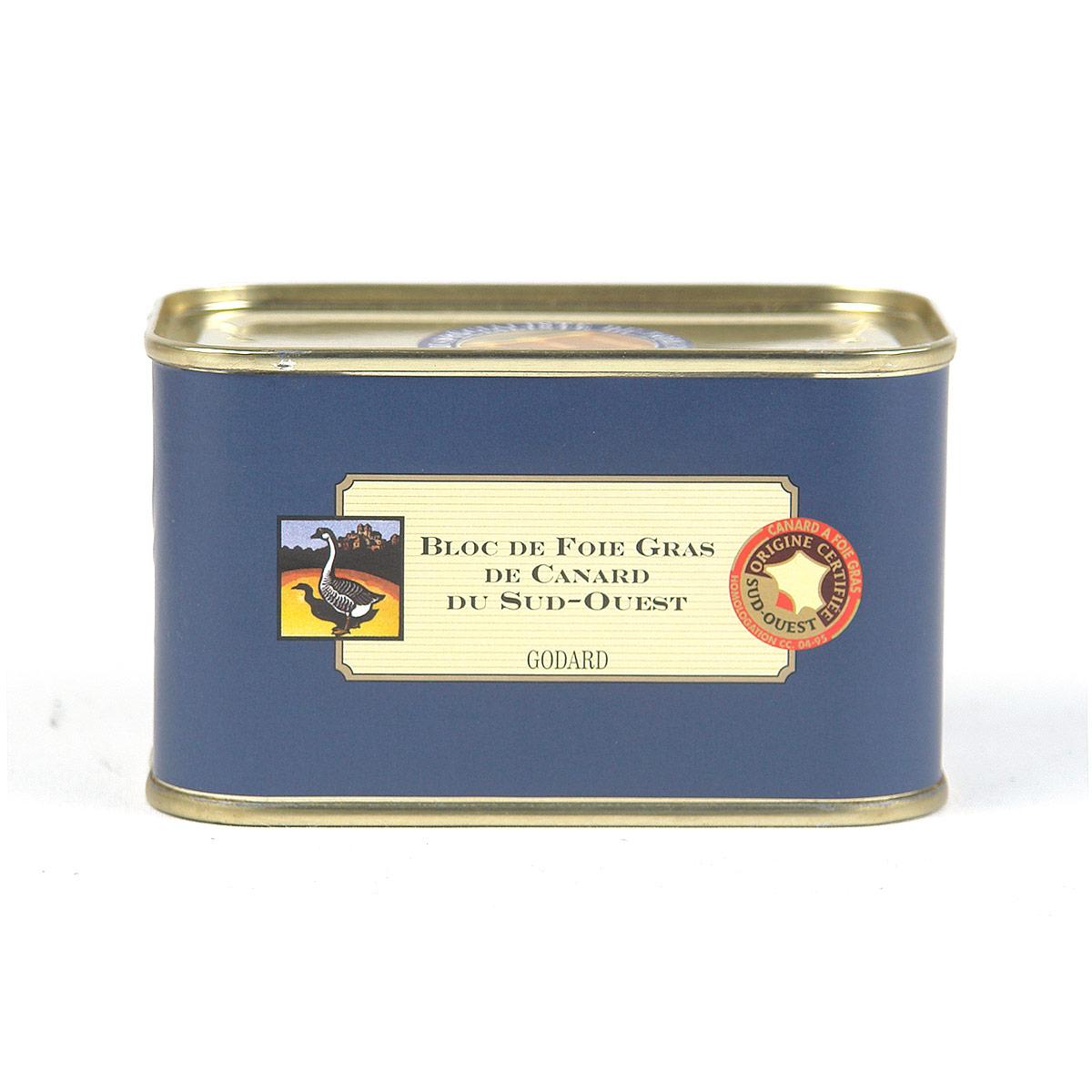 Ankanmaksa -bloc, Lounais-Ranska 200 g