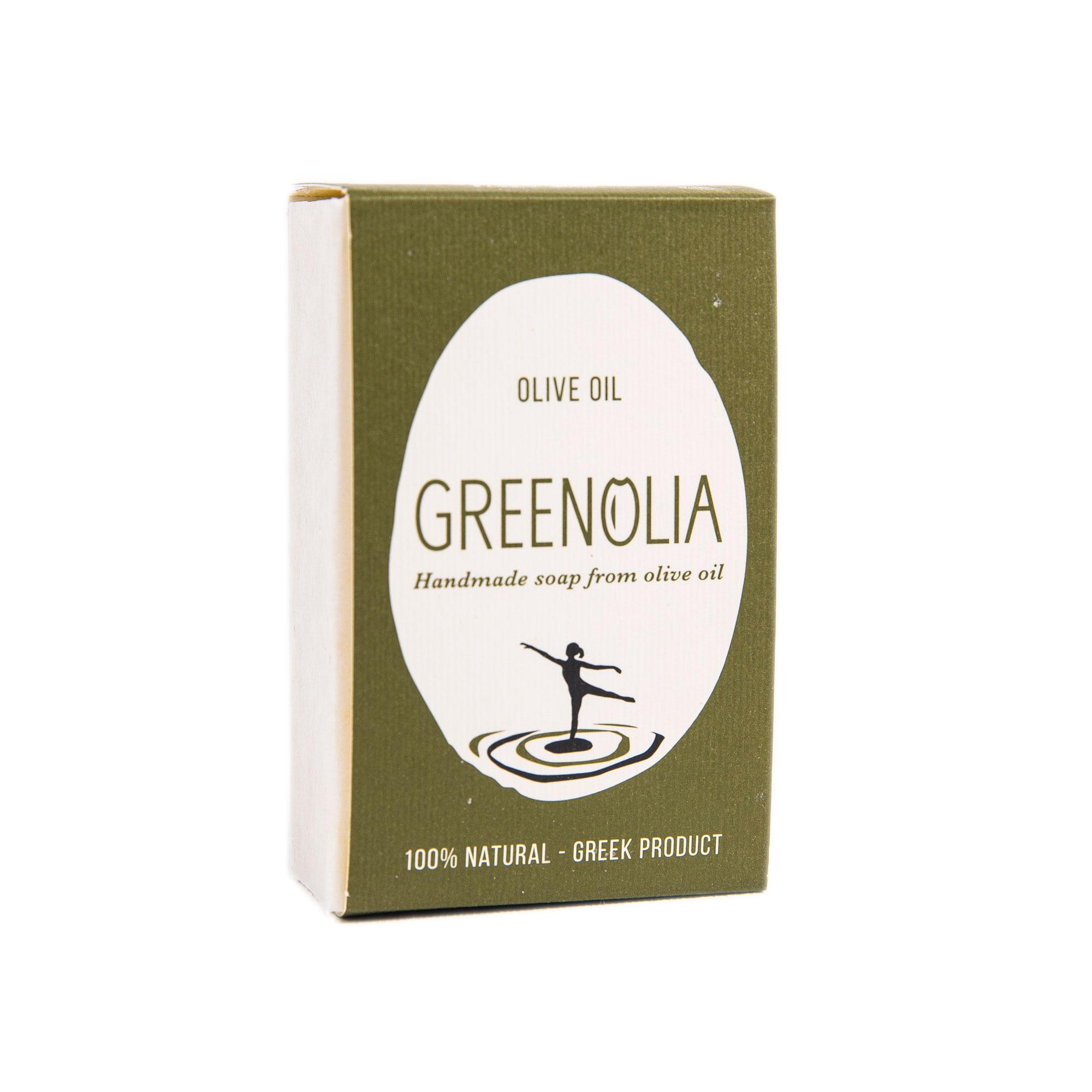 Kreikkalainen oliiviöljysaippua 100g